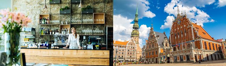 2   3 ÜN in Riga inkl. Frühstück, Flüge & Wilkommensgetränk ab 119€ p.P.