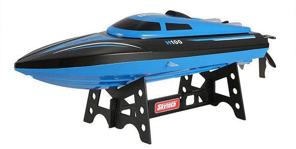 Skytech H100   RC Speed Boot mit bis zu 20 km/h für 19,99€ (statt 25€)