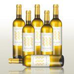 6 Flaschen Weißwein – Intuición Sauvignon Blanc (2016) für 39,20€ (statt 50€)