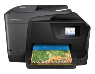 HP OfficeJet Pro 8710   Tintenstrahl Multifunktionsgerät für 98,90€ (statt 125€)
