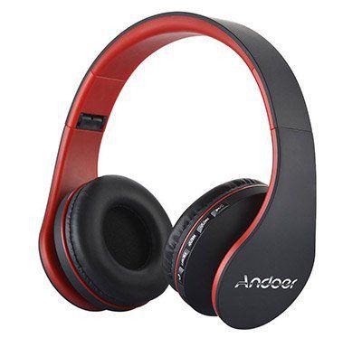 Andoer LH 811   Digitaler 4 in 1 Stereo Bluetooth Kopfhörer (Mikrofon,MP3 Player) ab 10,79€ (statt 18€)