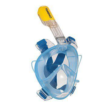 TOMSHOO   Vollmaske / Schnorchelmaske / Tauchmaske mit 180 Grad Blickfeld für 18,39€ (statt 30€)