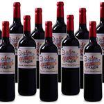 Vorbei! 12 Flaschen Casa del Valle – El Tidón Tempranillo Cabernet Sauvignon für 35,99€ – goldprämierter Rotwein