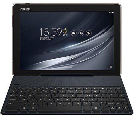 ASUS ZenPad 10   10 Zoll 32GB LTE Tablet mit Tastatur für 139,90€ [B Ware] (statt 245€)