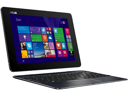 Asus Transformer Book (T100CHI FG001B) 2in1 Tablet für 169€ (statt 222€)
