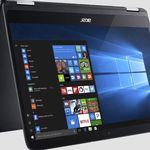 Acer Spin 7 – 14 Zoll Convertible mit i7, 256GB Speicher, 8GB RAm, Win 10 + Office  statt 1.180€ für 945€