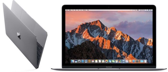 Apple MacBook MLH82D/A   12 Zoll Notebook mit 512GB und 8GB RAM für 1.444€