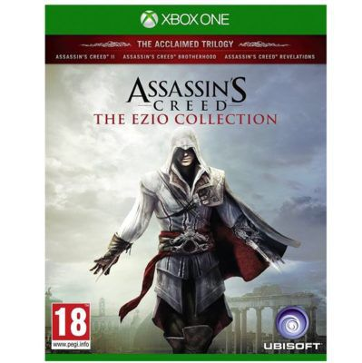 XBox one Game: Assassins Creed   The Ezio Collection ab nur 14,99€
