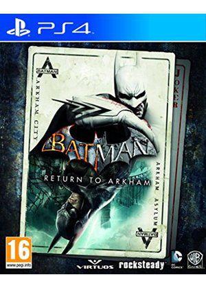 Batman: Return to Arkham (Xbox One/PS4) für 18,44€