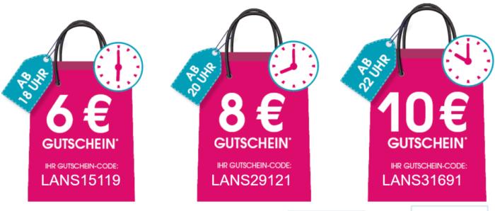 Babymarkt Late Night Shopping mit 10€ Rabatt ab 60€ Einkauf bis Mitternacht
