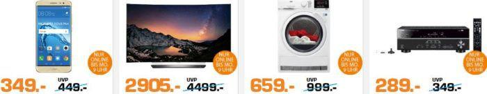 Saturn Super Sunday Deals: u.a. Nespresso Pixie Kapselmaschine + Milchaufschäumer + 50€ Club Guthaben für 129€