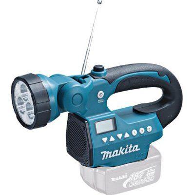 Makita BMR050 Akku Radiolampe für 39,92€ (statt 61€)