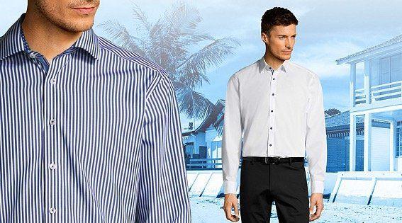 Nur heute! Olymp Herren Hemden ab 29,50€ (statt 44€)