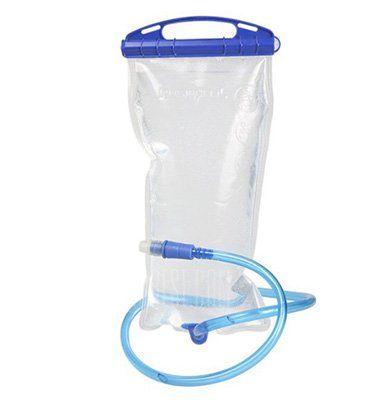 2 Liter Wassersack mit Trinkschlauch für 3,55€