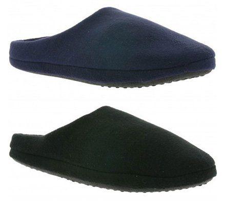 Zapato Europe Herren Fleece Hausschuhe für 3,99€ (statt 28€)   wenige Größen!