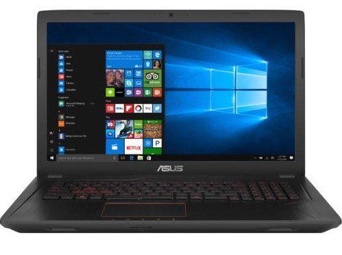 TOP! Asus FX553VD DM248   15,6 Zoll Full HD Notebook mit 1TB + 128GB SSD + GTX 1050 für 666€ (statt 849€)