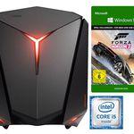 Lenovo Y710 Cube-15ISH Gaming-PC mit i5, 12GB Ram, GTX 1060 für 799,99€ (statt 899€) + gratis Forza Horizon 3