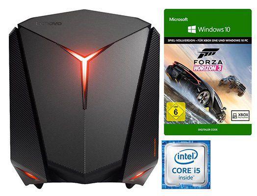 Lenovo Y710 Cube 15ISH Gaming PC mit i5, 12GB Ram, GTX 1060 für 799,99€ (statt 899€) + gratis Forza Horizon 3