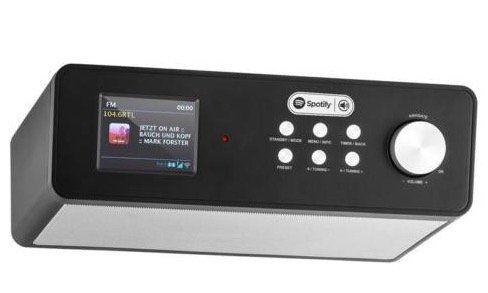 Tipp! Auna KR 200 Küchen Radio mit WLAN und Spotify Connect für 119,99€ (statt 145€)