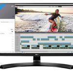 LG 34UB88-B – 34 Zoll UWQHD Monitor mit FreeSync für 558,90€ (statt 664€)