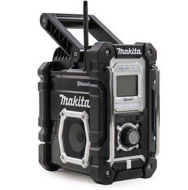Makita DMR106B Baustellenradio mit Bluetooth für 125,90€ (statt 145€)