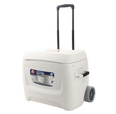Igloo Marine Breeze Ultra Eisbox mit Rollen für 74,12€ (statt 119€)