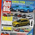 7 Ausgaben Auto Bild für 16,80€ + 10€ Gutschein & 10€ ShoppingBon bei Bankeinzug