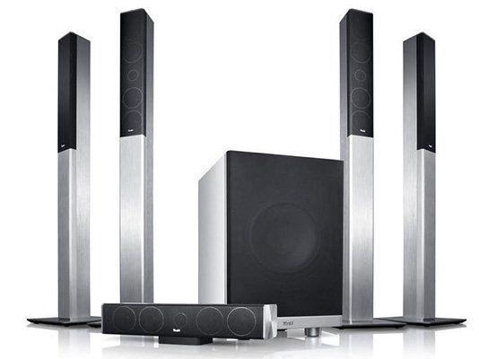 Teufel LT 4 Power Edition   5.1 Lautsprecher Set für 1.011€ (statt 1.250€)