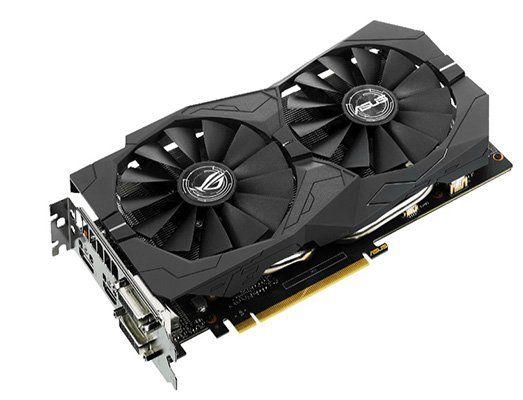 Asus GeForce GTX 1050Ti ROG Strix 4GB Grafikkarte für 150,98€