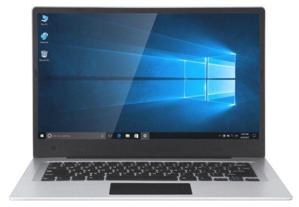Jumper Ezbook 3   14,1 Zoll Full HD Notebook + Win 10 für 151,29€ (statt 186€)