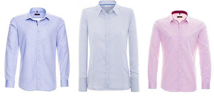 Eterna Sale mit bis zu 50% Rabatt + 20% Extra Rabatt    günstige Hemden und Co.