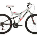 KS Cycling Topspin – 26 Zoll Mountainbike mit 21 Gängen für 164,93€ (statt 190€)