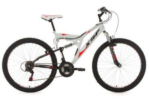 KS Cycling Topspin   26 Zoll Mountainbike mit 21 Gängen für 164,93€ (statt 190€)
