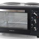 Emerio MO-109610 Mini-Backofen mit Kochplatten für 59,99€ (statt 70€)