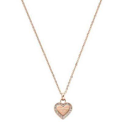 Michael Kors Halskette mit Herz Anhänger für 69,95€ (statt 84€)
