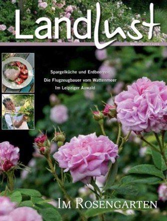 6 Ausgaben Landlust für 24,80€ + Prämie (Armbanduhr, Gartenschere uvm.)
