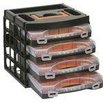 Alutec Sortimentskoffer-Set mit 16 Fächern für 19,99€ (statt 25€)