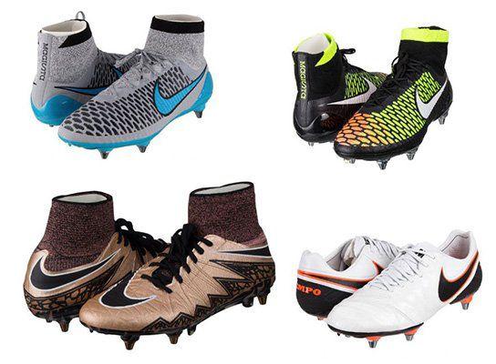 Nike Fußball Schuh Sale bei TOP12   div. Fußballschuhe je 49,12€