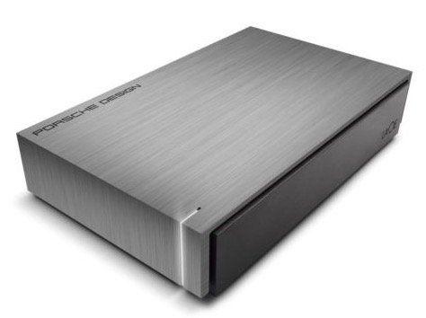 Vorbei! LaCie Porsche Design P9230 Festplatte mit 3TB für 51,98€ (statt 107€)