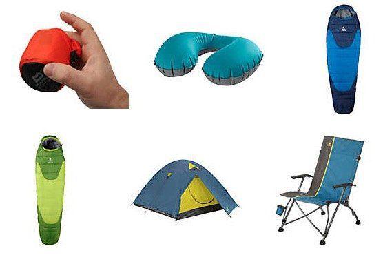 20% Rabatt im Camping Sale bei Sportscheck   z.B. Vaude Kunstfaserschlafsack für 51,90€ (statt 60€)