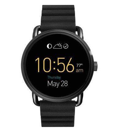 Fossil Q FTW2103 Wander Smartwatch für 161,85€ (statt 199€)