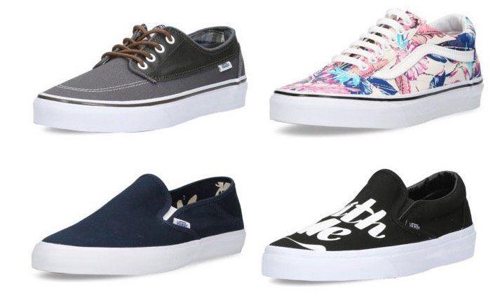 VANS Sale bei eBay mit 20% Extra Rabatt   z.B. VANS Brigata Unisex Sneaker für 19,99€ (statt 40€)