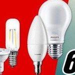 3er Pack LED Leuchtmittel für 6,66€ und weitere Bundles