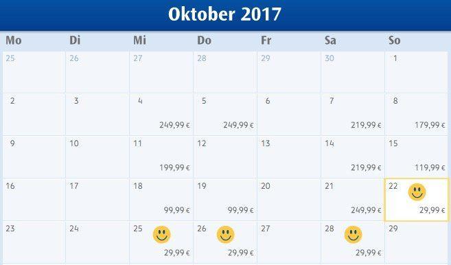 Condor Flüge ab 29,99€ (One Way)   z.B. Griechenland oder Türkei