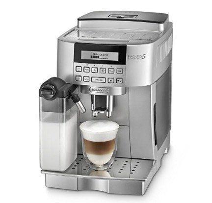 DeLonghi ECAM 22.366 Magnifica S Cappuccino Vollautomat für 499,95€ (statt 595€)