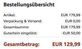 Beendet! Amazon Echo für 129,99€ (statt 180€)