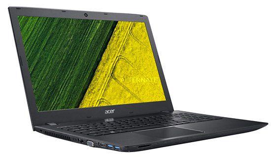 Schnell? Acer Aspire E 15 Notebook mit i5, 8GB, 1TB, Win 10 für 504,99€ (statt 681€)