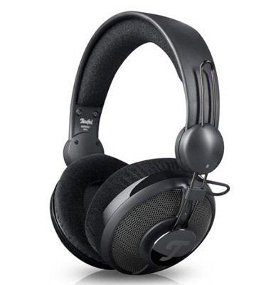 Teufel Aureol Real Black   offener Over Ear Kopfhörer statt 100€ für 66€
