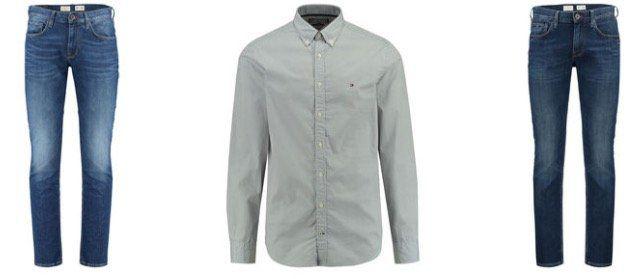 TIPP! Günstige Tommy Hilfiger Klamotten   z.B. Herren Hemd für 63,92€ (statt 80€)