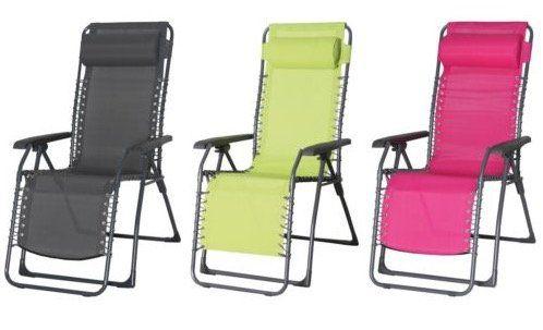 Lesli Living Relaxstuhl in versch. Farben für je 42,49€ (statt 60€)